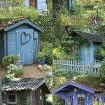 Une cabane de jardin | Votre Maison Votre Jardin