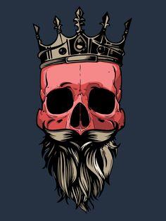 A Royal Skull