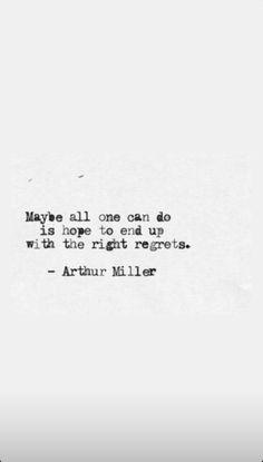 Regrets, Math Equations, Beautiful Words
