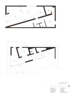 House in Oike / Matsuyama Architects