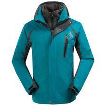 US $61.60 Winter Men Snowboard Outdoor Sport Hiking Skiing Suit Jacket Waterproof Coat for 3in1 Jackets. Aliexpress product