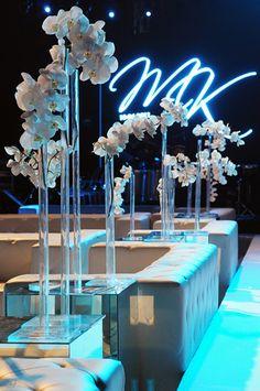 Location: Ociel, Dbayeh, Lebanon; Event Planner and Design: EYE CANDY Weddings & Events, Beirut, Lebanon and Dubai, UAE; Floral Design: Ikebana, Beirut, Lebanon; Lighting: Events Technology, Ghadir, Lebanon; Photography: Bright Light Image Photography, Beirut, Lebanon and Dubai, UAE c/o Grace Ormonde Wedding Style