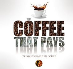 If you haven't heard about Organo Gold Coffee you need too! One of the fastest growing companies that pays you to drink their coffee. PAYS YOU! I Love Coffee, Coffee Time, Brown Coffee, Free Coffee Samples, Growing Companies, Coffee Business, Coffee Drinks, Hot Chocolate, Organic
