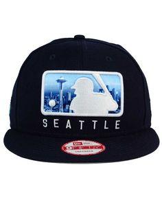 New Era Seattle Mariners Batterman 9FIFTY Snapback Cap - Sports Fan Shop By Lids - Men - Macy's
