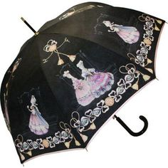Marie Antoinette umbrella by Guy de Jean