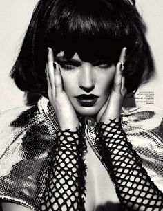 Kait Young Is 'All Kinds of Everything' for L'officiel Singapore April 2013 By Chuando & Frey