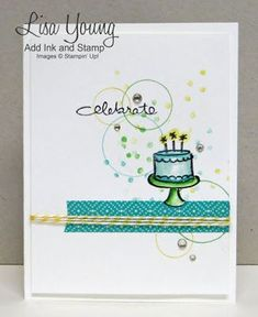 Endless Birthday Wishes | Add Ink and Stamp | Bloglovin'