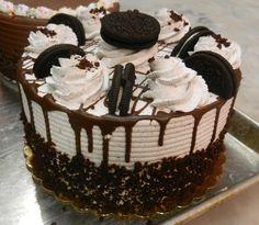 Our original Oreo cake