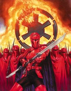 Kir Kanos: The Last Imperial Guard