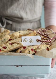 Christmas biscotti | Passion 4 baking :::GET INSPIRED:::