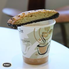 Don't let the rush of the morning keep you from starting sweetly. Grab your Nonni's Biscotti and indulge on the run!
