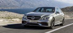The new Mercedes-Benz E 63 AMG: A new benchmark in performance and dynamism Mercedes Benz Amg, New Mercedes, Benz Car, Audi A6, E63 Amg S, Porsche, Auto Retro, Benz E Class, Bmw