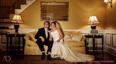 Danielle + Matt's CT Wedding @ Fox Hill Inn - Alissa Dinneen Photography Blog - CT Wedding Photographer