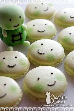 Ah Fai Macaron | SweetieNeko Homemade Sweets