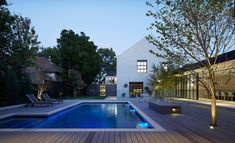 E Architecture is a Melbourne based contemporary architectural practice located in Prahran which specialises in Residential Architecture & Interior Design Lighting Your Garden, Best Outdoor Lighting, Lighting Ideas, Outdoor Spaces, Outdoor Living, Indoor Outdoor, Outdoor Pool, Future House, Architecture Résidentielle