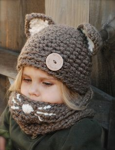 Ravelry: The Camille Cat Set pattern by Heidi May