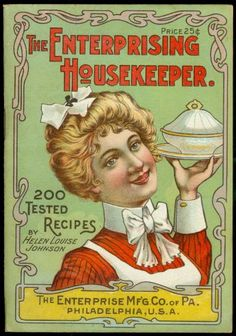 The Enterprising Housekeeper