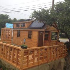 The Yukon–Tiny Home
