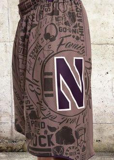 close up of shorts NU