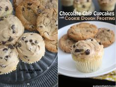 Chocolate+Chip+Cupcakes+with+Cookie+Dough+Frosting