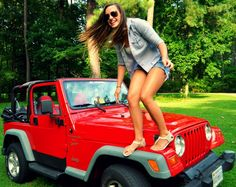 Nothing says Summer like Jeep!