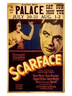 comment regarder scarface film