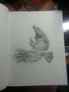 Bird/tree... needs some paint- amandah lehman