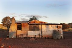 Old miner's shack in Leonora WA