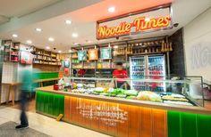 Noodle Times Restaurant by Span Design at Westpoint Shopping Centre, Sydney – Australia » Retail Design Blog