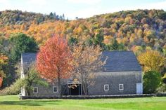 Located in Wolfeboro, NH, The Barn at Moody Mountain Farm is a scenic venue for unique weddings and special celebrations. The Barn has excellent views of the Ossipee Mountains and surrounding conservation fields and forests.     The Barn can accommodate approximately 100-150 people.