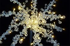 Check out the deal on Battery Operated Mini Tabletop Crystal Tree - 48 Warm White LED's at Battery Operated Candles