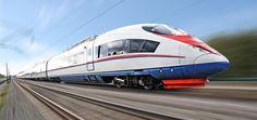 Conocéis los 10 trenes más rápidos del mundo