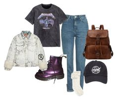 """""""Soft grunge"""" by lisarott on Polyvore featuring Mode, Topshop, Dr. Martens, Gucci und UGG"""
