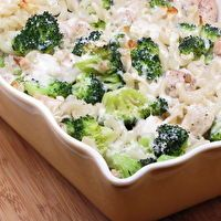 Chicken and Pasta Bake by 400 Calories or Less