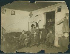 Tenement Interiors and Exteriors - circa 1908-1913 Dublin, Ireland