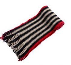 Possum, merino  & silk scarf