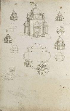 LEONARDO DA VINCI - Codice Ashburnham #TuscanyAgriturismoGiratola