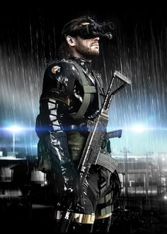 Metal Gear Solid: Ground Zeroes... Big Boss is attacked and put into a coma. This leads into MGS 5.
