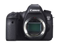 Recommended Canon 6D Settings