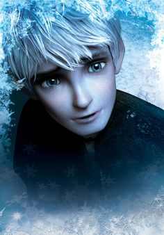 Jack Frost- Rise of the Guardians Not Frozen BUT STILL a really cute character