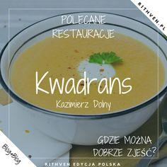 Dobra restauracja Kwadrans w Kazimierzu Dolnym