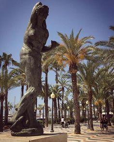Explanada de España #Alicante #MifotoAlicante #CostaBlanca