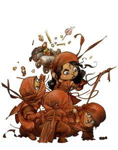 Little Elektra, Alberto Varanda