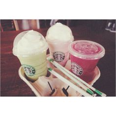 Starbucks is my favorite coffee place!!!!!!!!!!! I do like their smoothies also!!!