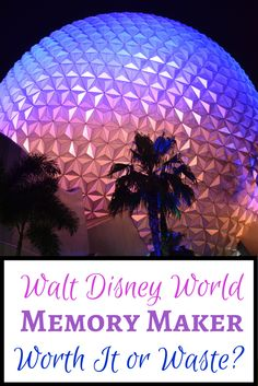 Walt Disney World Me
