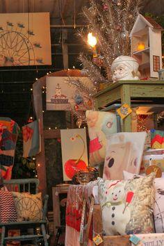 The Cherry Tree: Hobnob Holiday Market