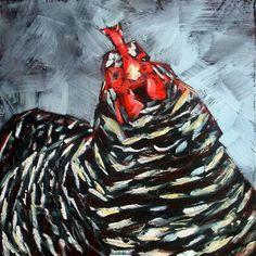 """""""Pigeon the Chicken"""" by Amy Stewart"""
