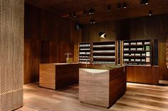 Cosmetics brand Aesop have opened an emporium in Melbourne and recruited design…