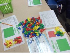 Maggie's Kinder Corner: Fun Math Game Freebie, Winter Themed Resources and...