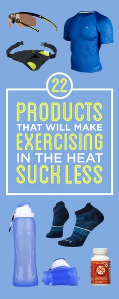 22 Products For Anyone Who's A Sweaty Mess When They Work Out